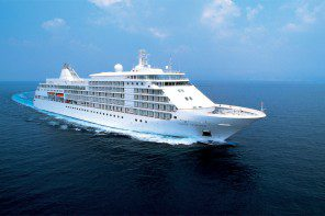 Silversea offers £100 in reward points on select Caribbean sailings
