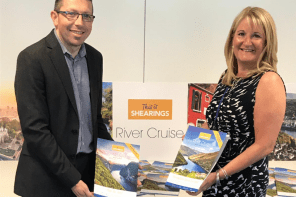 Shearings launches biggest river cruise brochure to date