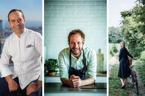 José Pizarro joins P&O Cruises' local food heroes