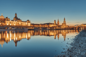 Ebbing along the Elbe with Viking Cruises