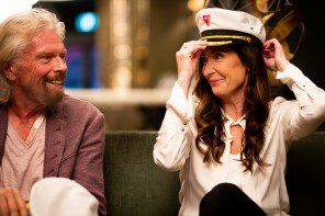 Virgin Voyages revealed Wendy Williams as captain