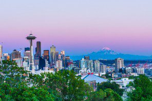 Cruise ports of call: Seattle