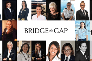 Celebrity Cruises announces all-female bridge and officer team