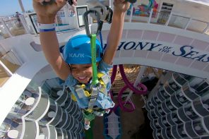 Royal Caribbean reveals TV campaign