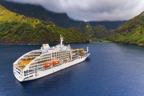 Aranui 5 expands Marquesas Island cruises